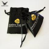 Dom acetinado de seda promocionais personalizadas Bag