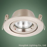 IP20 inclinación de aluminio fundido 3W LED Downlight ahuecado