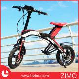 Venta al por mayor plegable barato bicicleta eléctrica
