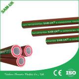 ASTM BS Standard en PVC blanc Drainage Pipe / tube de drainage en PVC