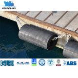 Cuscino ammortizzatore di gomma marino cilindrico nei cuscini ammortizzatori della barca