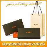 Коробка бумажного бумажника высокого качества упаковывая