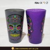 Zibo färbte Bier-Liter-trinkendes Glas-Glascup