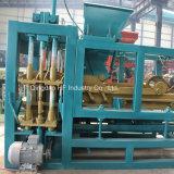 Bloc concret faisant la machine dans la machine de fabrication de brique automatique du Botswana Qt4-16