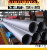 Tubo de acero inoxidable inconsútil de ASTM A312 304/316L Sch40