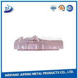 부분을 각인하는 Laser 절단 고급장교 또는 강철판 OEM 자동 금속