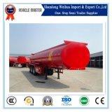 de Aanhangwagen van de Tanker van de Brandstof van 35cbm van de Fabriek van China