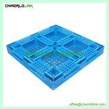 Gabelstapler-haltbare einzelne seitliche Plastikladeplatte mit unterschiedlicher Größe