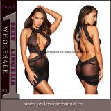 2018 Femmes Nightwear chemise Lingerie Lingerie sexy nuisette (22258)