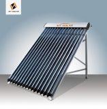 Pression collecteur solaire