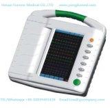 デジタル実験室の医学のElectrocardiographシリーズ