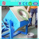 100kg Crucible Aluminio Tipo horno de fusión