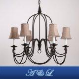 candelabro do estilo do vintage 6-Light para a sala de visitas