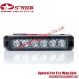 Indicatore luminoso d'avvertimento di Lighthead della griglia Emergency del veicolo di R65 LED