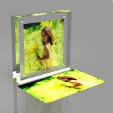 2016 blocco per grafici acrilico di nuovo stile Photofunia/Photo, blocco per grafici magnetico acrilico della foto