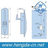 Fechamento plano industrial do corpo do ABS Yh9596 para o uso elétrico do armário