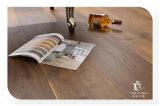 Oak Engineered fumé, brossé, huilés, UV/ 3-couche multicouche