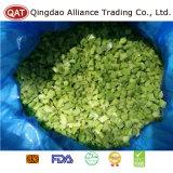 De bevroren Gedobbelde Groene paprika van de Hoogste Kwaliteit