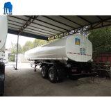 Tri Wellen-Öl-Transport-Tanker-LKW-halb Schlussteil
