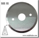 Non-Woven тканью ткань ленты наклейки коробки из гофрированного картона медной фольги стандартный диск режущего ножа