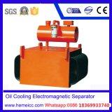 기름 냉각 자동 세척 전자기 분리기 6.5t3