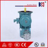 Motor de C.A. elétrico da conversão de freqüência com poder superior
