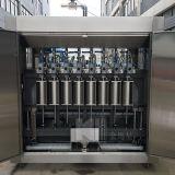 2000 бутылок в час Автоматические машины розлива подсолнечного масла