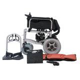 250W новая складная инвалидная коляска с электроприводом с электромагнитным тормозом (PW-002)
