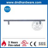 Het Vermelde Handvat van het Kabinet van het Roestvrij staal van het Meubilair van de deur met UL (DDFH001)