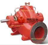 660gpm, 85m / elétrico de gasóleo da bomba de combate a incêndio com a Bomba Jockey