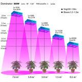 O diodo emissor de luz da ESPIGA 400W cresce a luz