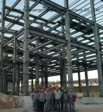 Edificio in condominio Multi-Storey d'acciaio
