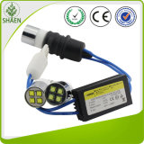 T10 20W Epistar 4SMD LED Lampe automatique