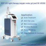 7 Aqua радиочастоты цвета PDT слезая глубокую чистую машину терапией