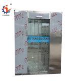 Limpieza de acero inoxidable de alto nivel de laboratorio de ducha