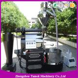 낮은 에너지 전기 난방 2kg 커피 로스터 커피 굽기 기계