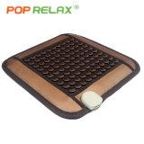 Fauteuil de massage portable siège natte de chauffage à infrarouge lointain