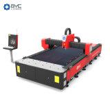 CNC de Pijp van het Metaal van de Laser van de Vezel/de Scherpe Machine van de Buis voor Industrie van de Vuurleiding