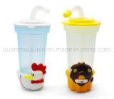 OEM caricature en Plastique Bouteille de boisson de l'eau de boisson