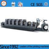 Caixa de Grande Porte Etiqueta Intermitente Máquina de Impressão Offset