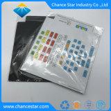Ordinateur personnalisé promotionnel Tapis de souris en caoutchouc PVC mat