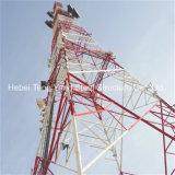 Torre de celular de Aço de ângulo do preço de fábrica para transmissão de sinais