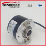 5000PPR diâmetro 60mm, eixo oco 15mm, codificador giratório incremental