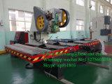 A máquina de Perforat do metal de folha, máquina de Peforation da placa, cobre imprensa perfurada