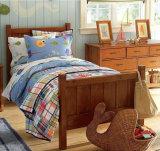 木製の子供のベッドの子供の折畳み式ベッドのヨーロッパ式のベッド(M-X1037)
