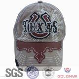 Chapéus de basebol do algodão da forma