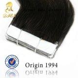 Hair Extensions에 있는 Remy Hair Aaaaaa 브라질 Hair Handtied Tape