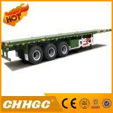 De hete Aanhangwagen van het Platform van de Container van Chhgc van de Verkoop 40FT