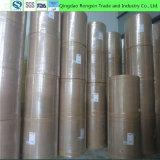 100% virgen de madera de pulpa de papel con doble lado PE Capa de grado alimenticio