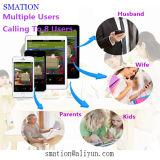 E-elektrische Handy APP-Nachtsicht IP-Fernkamera WiFi drahtlose videotürklingel